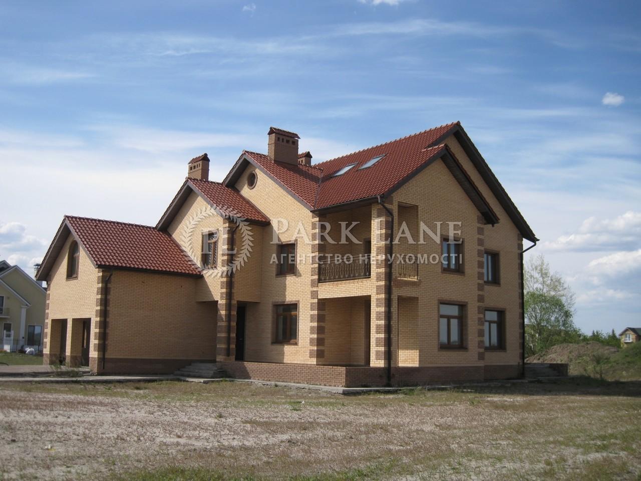 Будинок вул. Набережна, Вишеньки, J-30582 - Фото 1