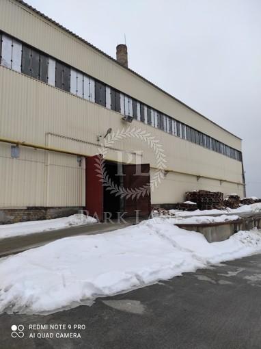 Майновий комплекс, Бородянка, J-30595 - Фото