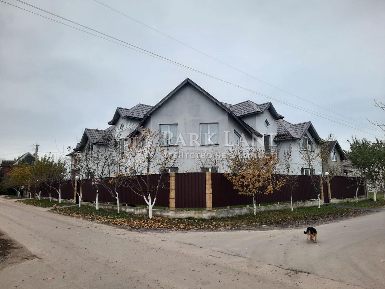 Будинок вул. Садова, Погреби (Броварський), R-38377 - Фото 1