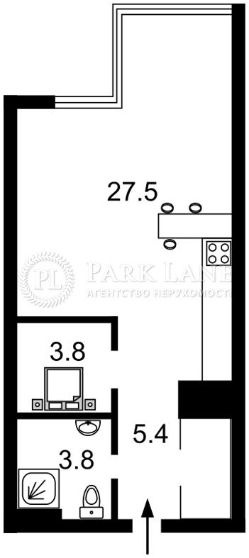 Квартира ул. Предславинская, 53, Киев, K-31902 - Фото 2