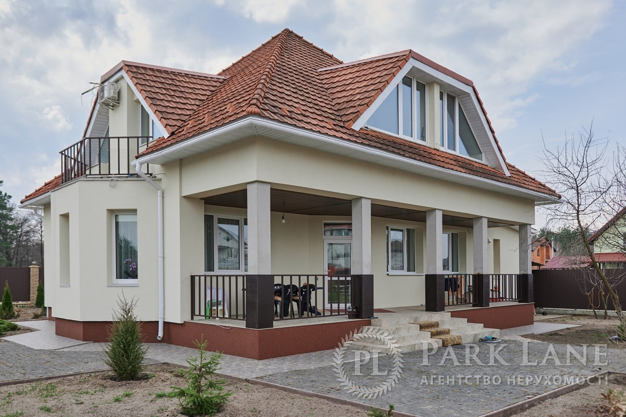 Дом R-37769, Лесная, Мощун (Киево-Святошинский) - Фото 1