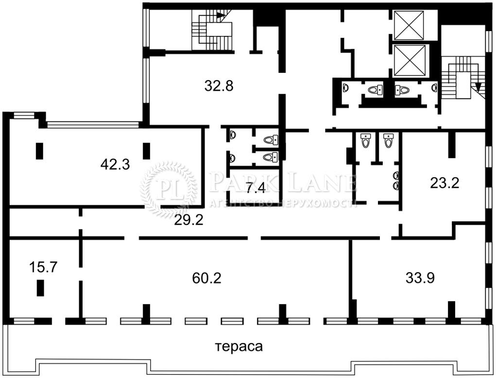 Нежитлове приміщення, B-102402, Січових Стрільців (Артема), Київ - Фото 3