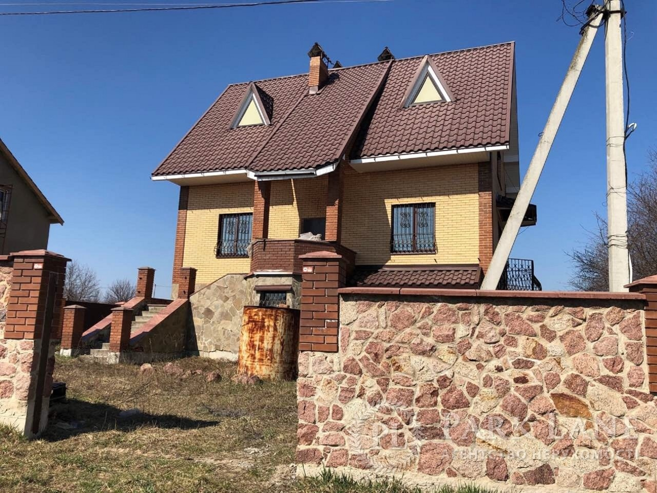 Дом N-23023, Вишневая, Гостомель - Фото 1