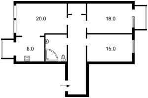 Квартира K-32400, Малевича Казимира (Боженко), 89, Киев - Фото 4