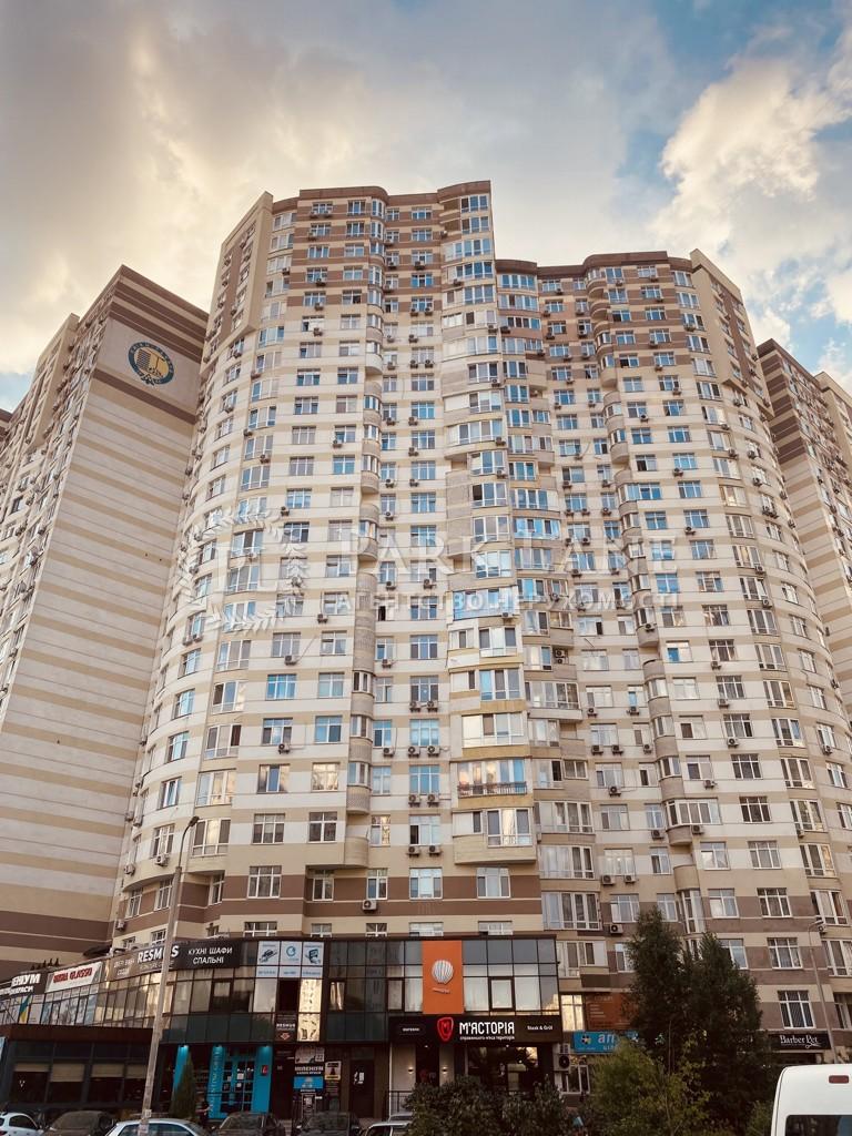 Квартира ул. Ахматовой, 22, Киев, Z-806962 - Фото 1