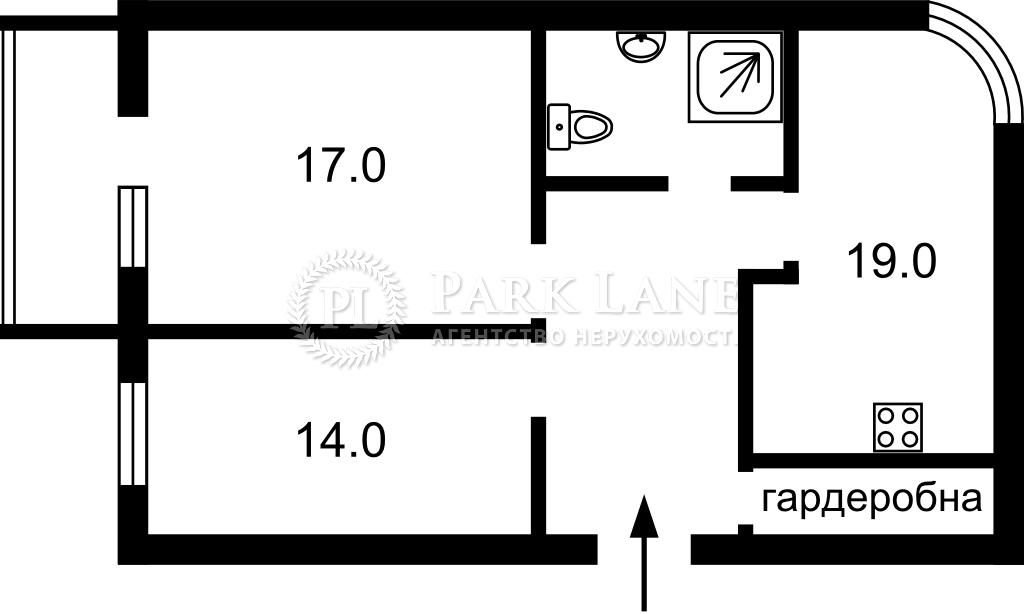 Квартира K-32627, Институтская, 22/7, Киев - Фото 3