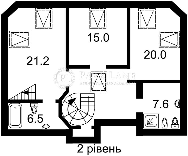 Нежилое помещение, ул. Крещатик, Киев, I-33312 - Фото 3