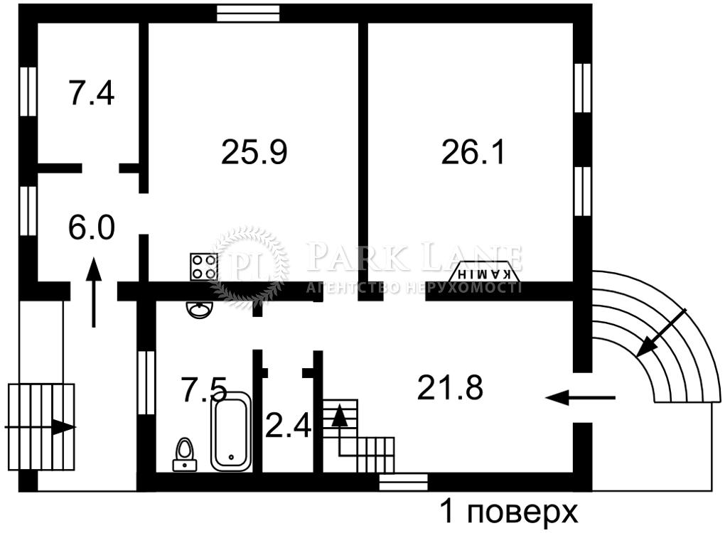 Дом ул. Лесная, Борисполь, I-33657 - Фото 3