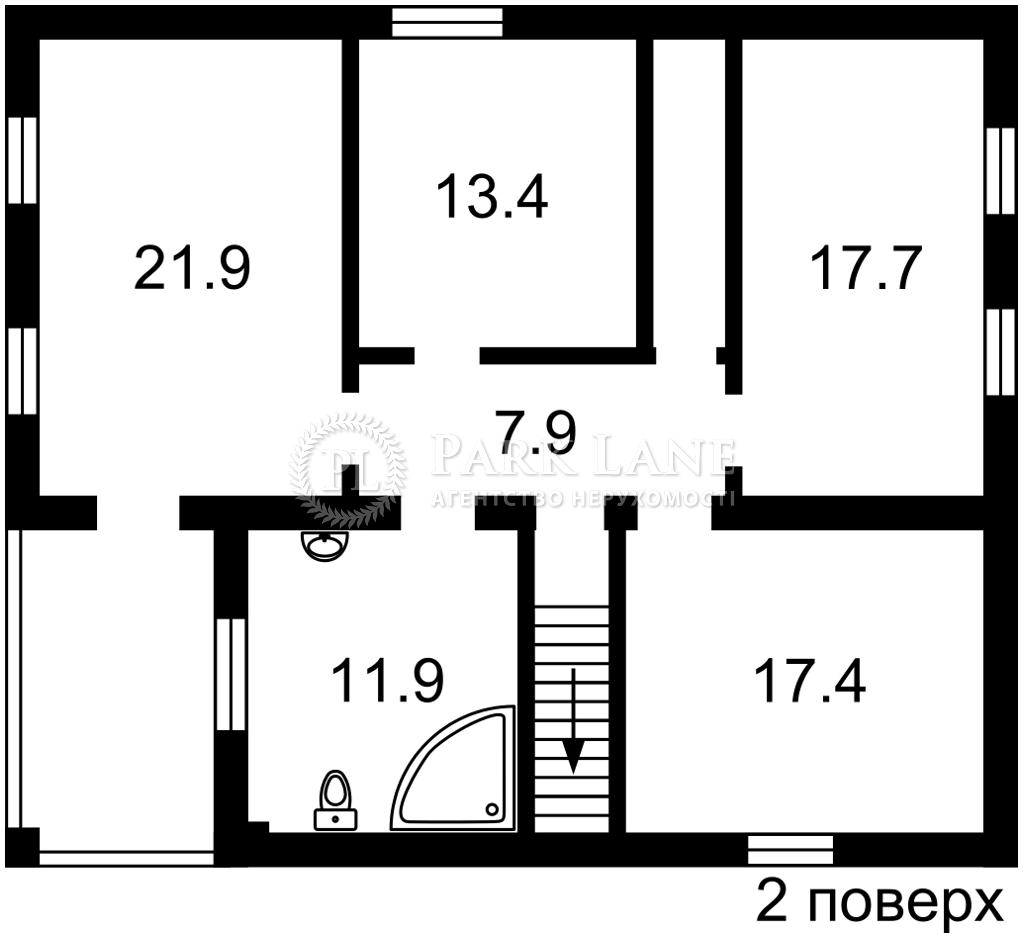 Дом ул. Лесная, Борисполь, I-33657 - Фото 4