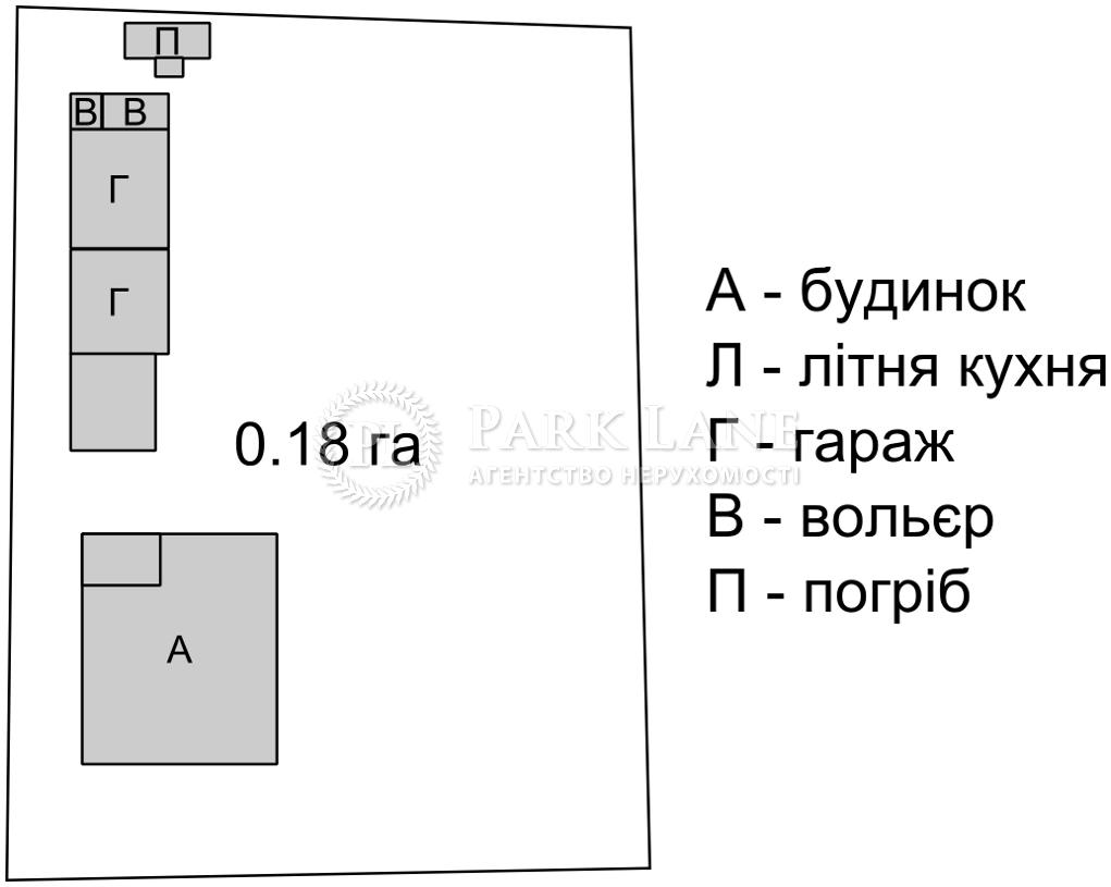 Дом ул. Лесная, Борисполь, I-33657 - Фото 5