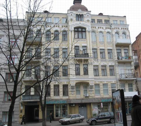 Квартира ул. Хмельницкого Богдана, 36, Киев, I-32634 - Фото 1