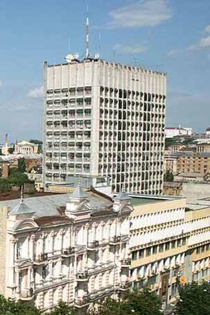 Офис, ул. Хмельницкого Богдана, Киев, M-14586 - Фото 1