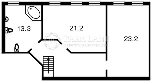 Квартира ул. Жилянская, 5/60, Киев, F-5313 - Фото 3