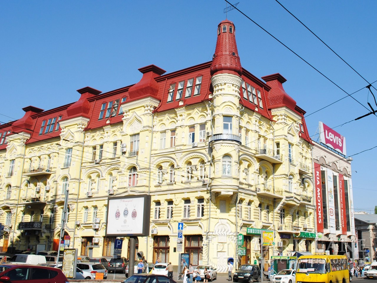 Квартира ул. Пушкинская, 45/2, Киев, J-11318 - Фото 1