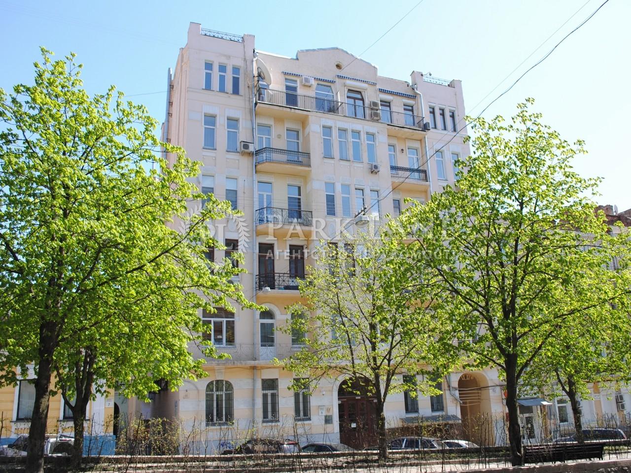 Квартира ул. Антоновича (Горького), 9, Киев, I-32239 - Фото 1