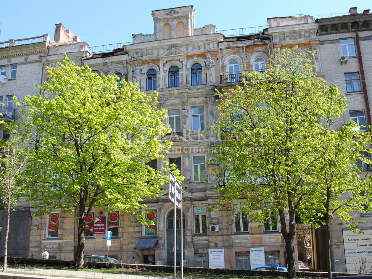 Квартира ул. Антоновича (Горького), 23, Киев, Z-587429 - Фото 1