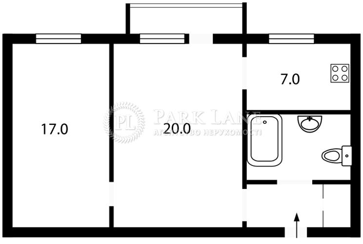 Квартира Леси Украинки бульв., 12, Киев, Z-941977 - Фото 2