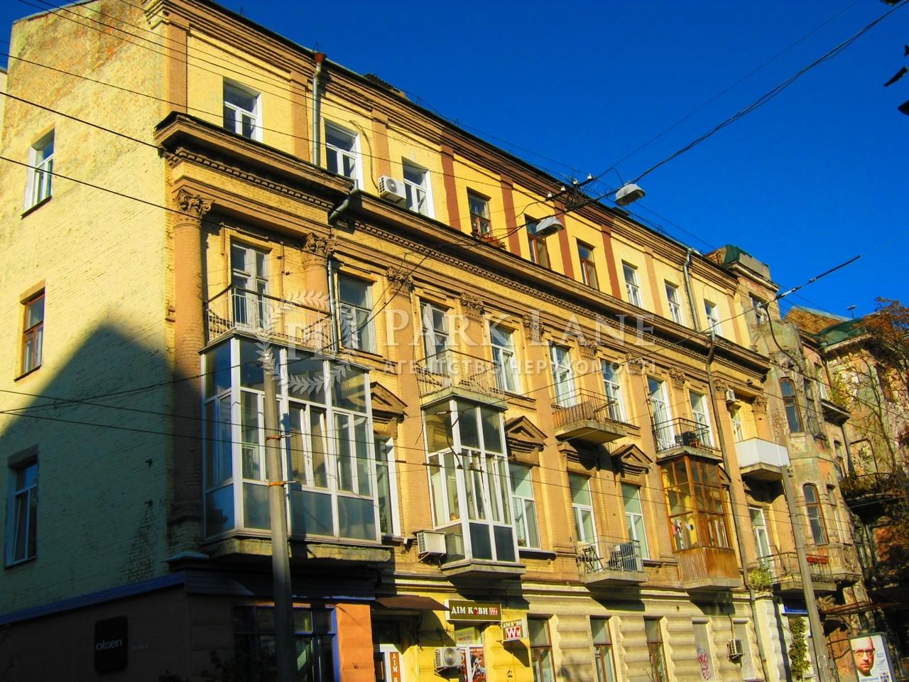 Нежитлове приміщення, B-97902, В.Житомирська, Київ - Фото 1