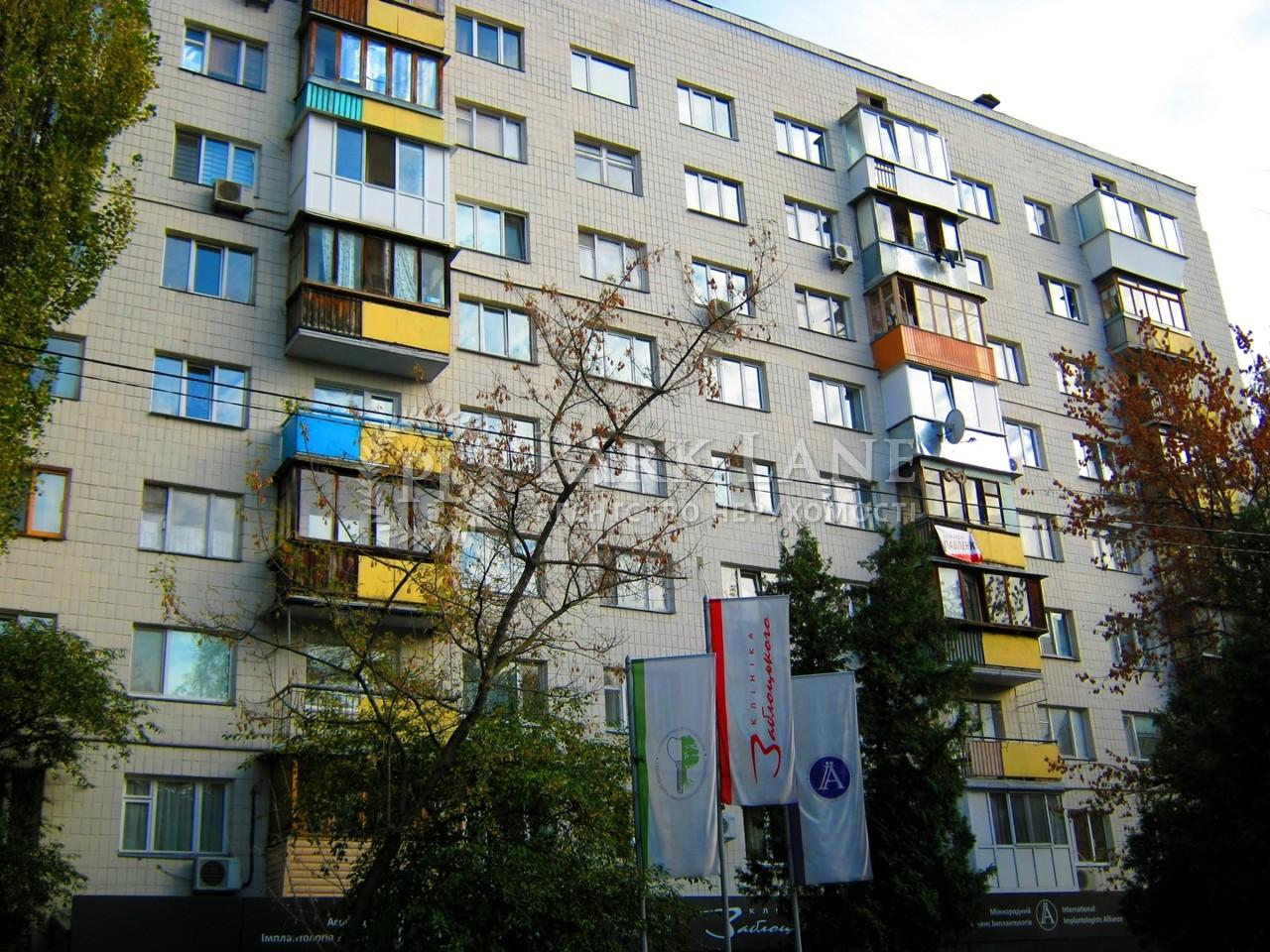 Квартира Новогоспитальная (Щорса пер.), 5, Киев, B-99247 - Фото 17