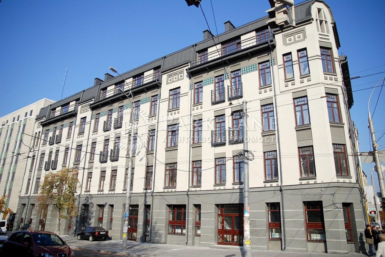 Офис, ул. Антоновича (Горького), Киев, Z-1456365 - Фото 1