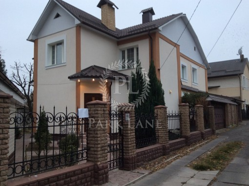 Будинок Саратовська, Київ, C-76667 - Фото