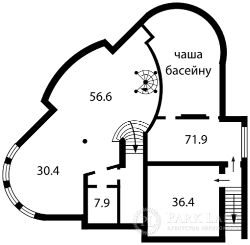 Будинок вул. Солов'яненка, Козин (Конча-Заспа), Z-1431850 - Фото 2