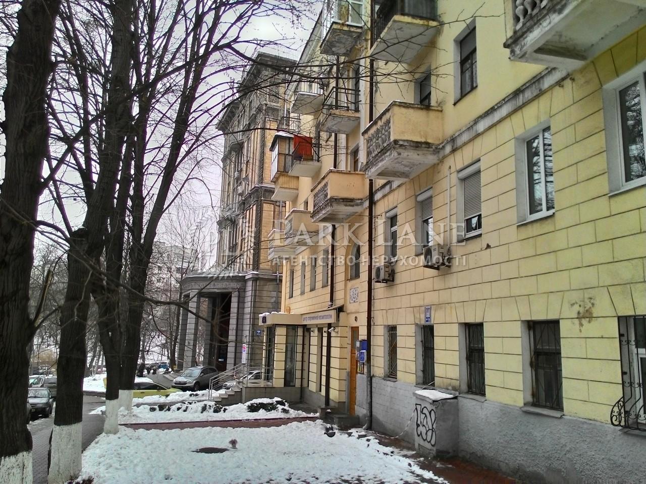 Нежитлове приміщення, вул. Хмельницького Богдана, Київ, Z-296446 - Фото 1