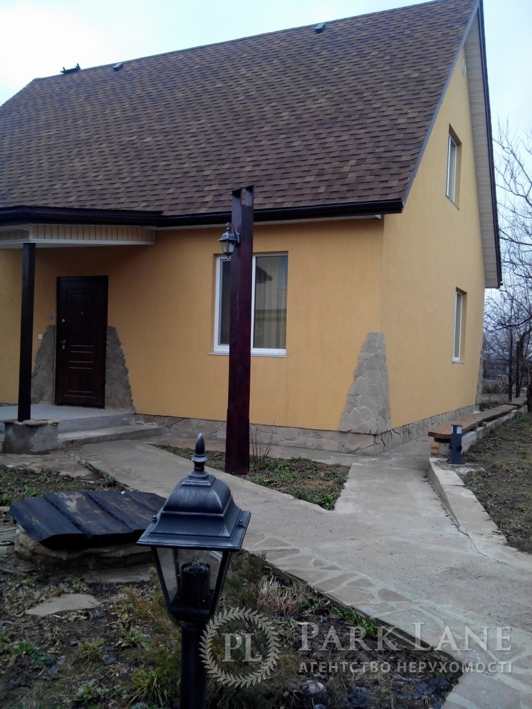 Дом X-3589, Горького, Софиевская Борщаговка - Фото 1