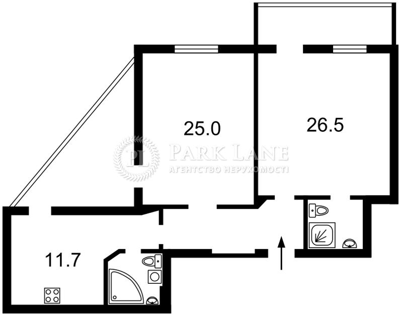 Квартира вул. Пушкінська, 39, Київ, Z-742778 - Фото 2