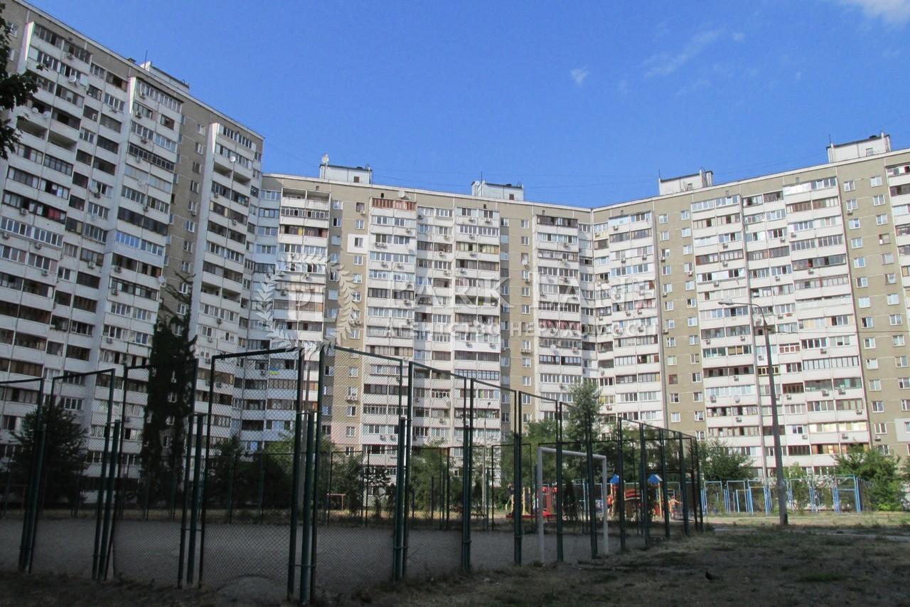 Квартира ул. Ахматовой, 19, Киев, F-42825 - Фото 1