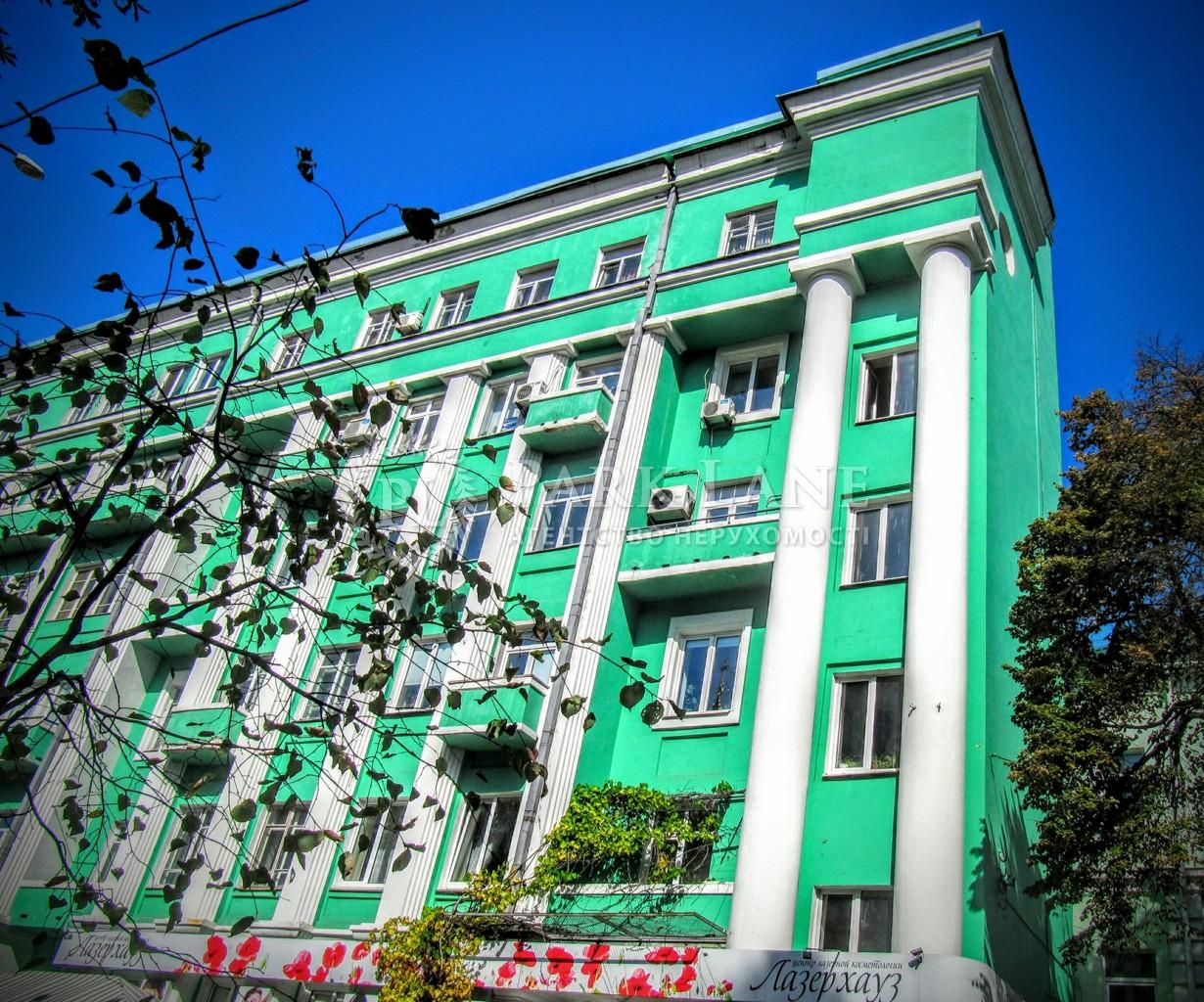 Квартира вул. Леонтовича, 6а, Київ, R-12142 - Фото 1