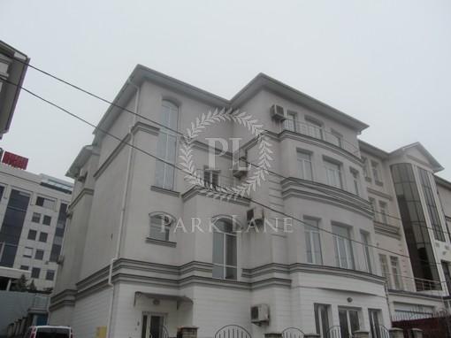 Будинок Добровольчих батальйонів (Панфіловців), Київ, Z-1057355 - Фото