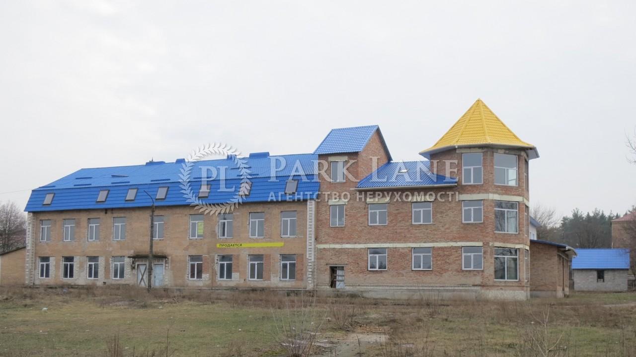 Нежитлове приміщення, вул. Лісна, Зазим'я, I-24091 - Фото 1