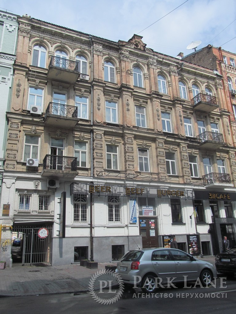 Офіс, вул. Шота Руставелі, Київ, L-4817 - Фото 1