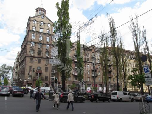 Нежилое помещение, Шевченко Тараса бульв., Киев, Z-387377 - Фото