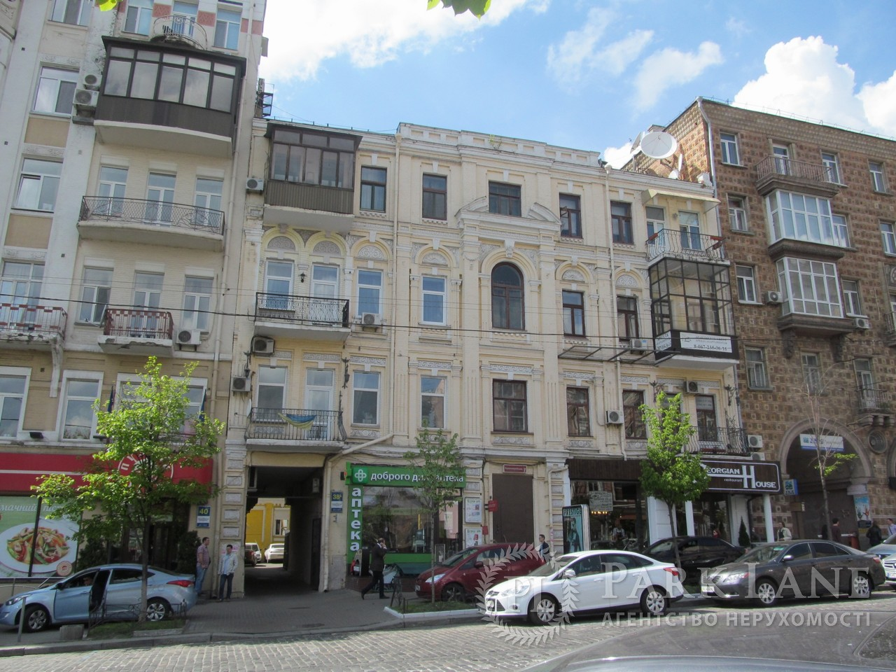 Квартира ул. Большая Васильковская, 38а, Киев, X-28140 - Фото 1