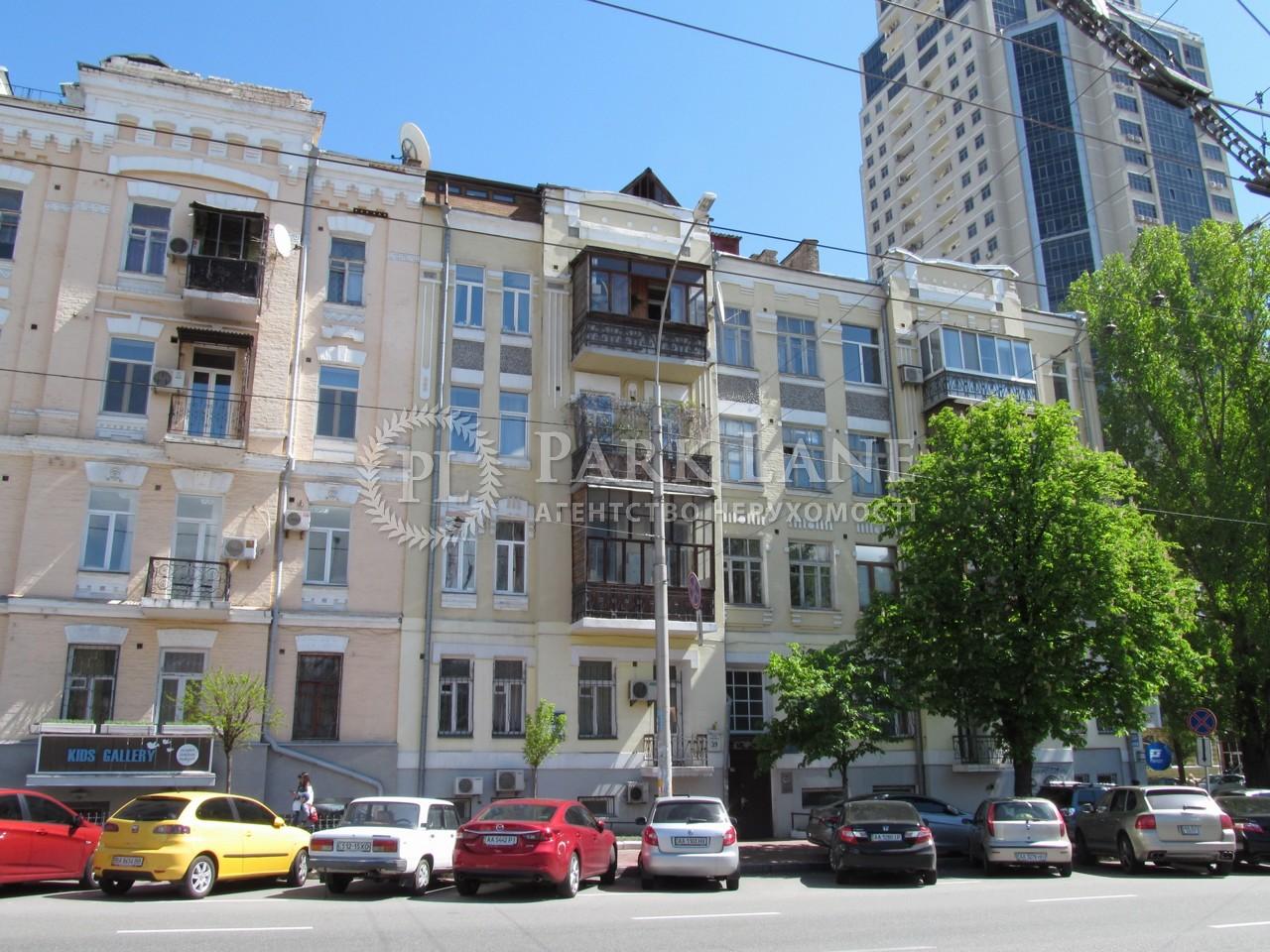 Квартира ул. Антоновича (Горького), 39, Киев, N-21861 - Фото 1