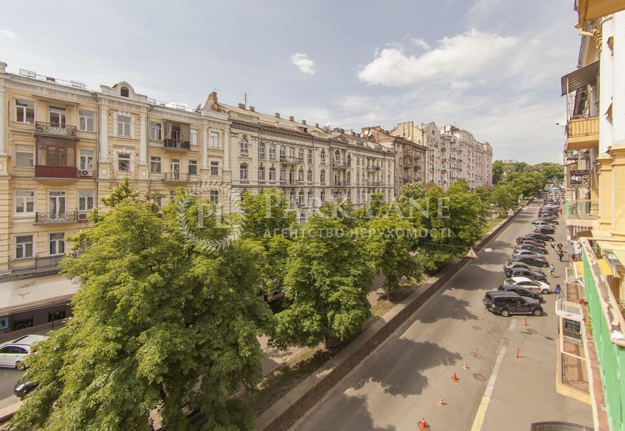 Квартира ул. Антоновича (Горького), 17, Киев, N-6205 - Фото 45