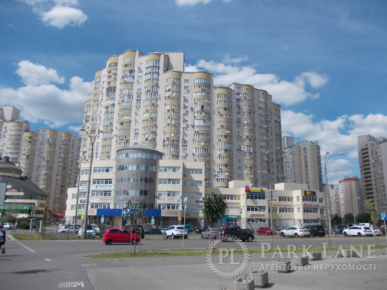 Квартира вул. Дніпровська наб., 25, Київ, Z-503178 - Фото 1