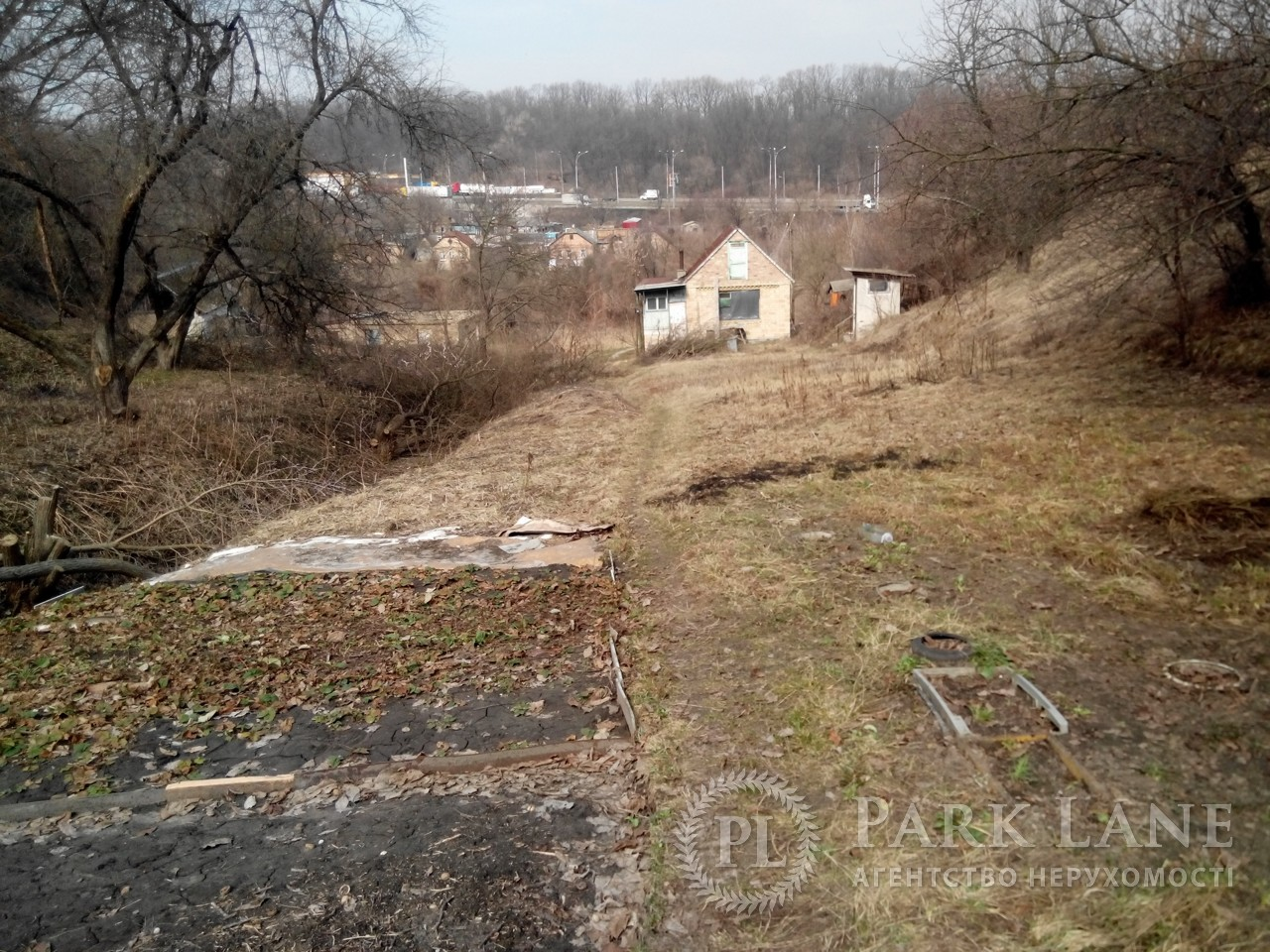 Земельный участок ул. Пироговский путь (Краснознаменная), Киев, X-33301 - Фото 1