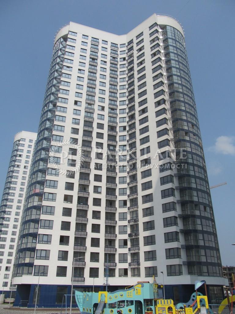 Квартира ул. Заречная, 1б, Киев, B-101584 - Фото 1