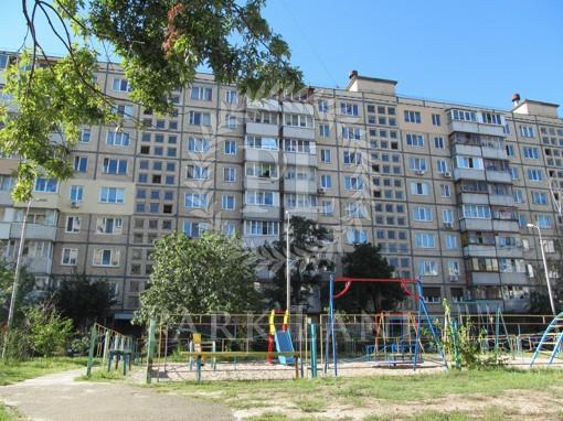 Квартира Героїв Сталінграду просп., 30, Київ, Z-667803 - Фото