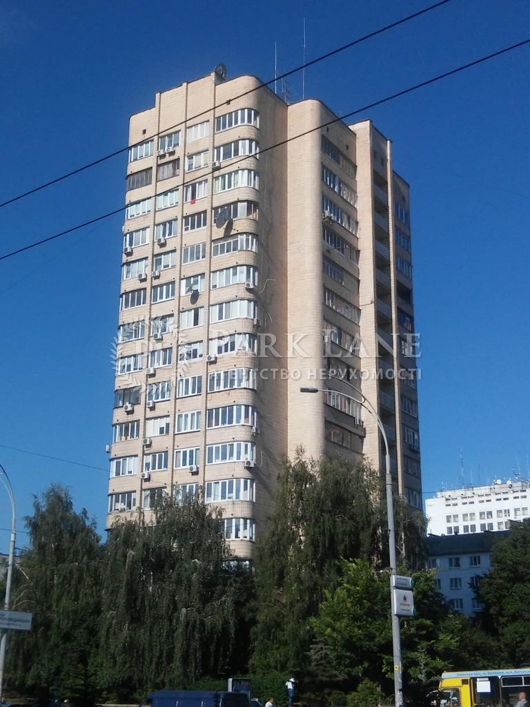 Квартира ул. Генерала Алмазова (Кутузова), 6, Киев, J-30500 - Фото 1