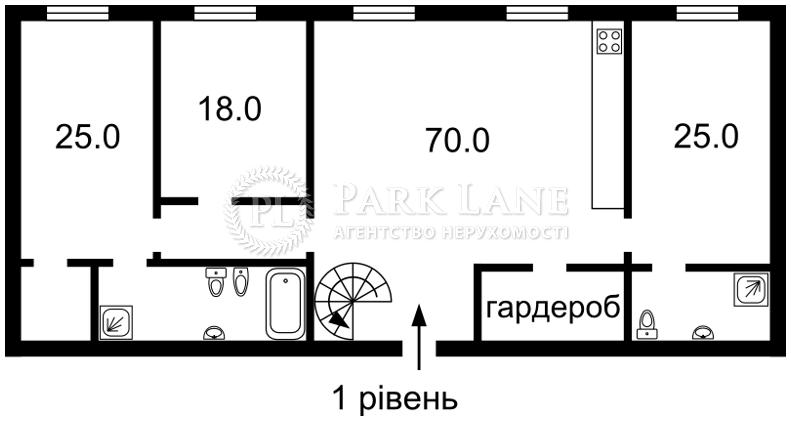 Квартира ул. Жилянская, 59, Киев, X-36164 - Фото 2