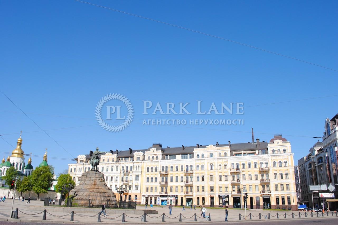 Паркінг, X-36615, Володимирська, Київ - Фото 1