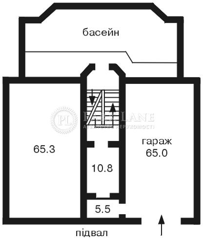 Будинок вул. Пирятинська, Київ, C-32609 - Фото 5