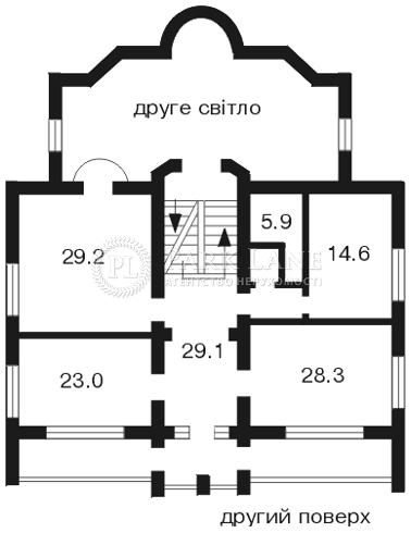 Будинок вул. Пирятинська, Київ, C-32609 - Фото 3