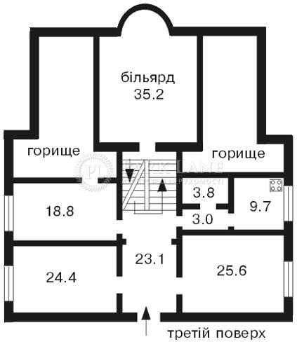 Будинок вул. Пирятинська, Київ, C-32609 - Фото 4
