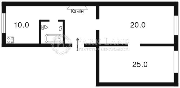 Квартира вул. Пушкінська, 9б, Київ, A-79992 - Фото 2