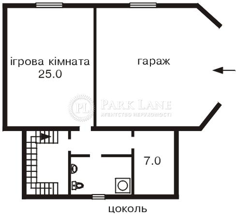 Дом ул. Дачная, Софиевская Борщаговка, C-88881 - Фото 4